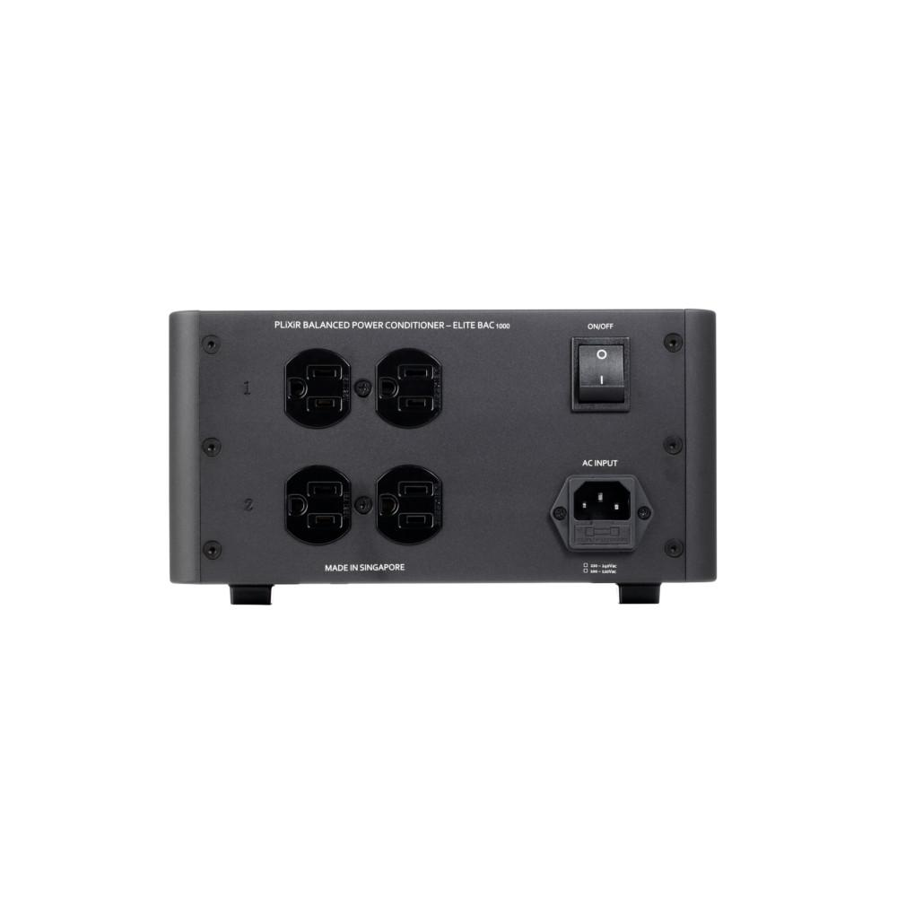 PLiXiR Elite BAC 1000 usa standard socket