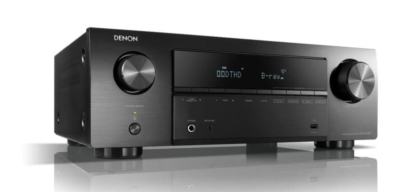 DENON AVR-X550BT 5.2 ch. 4K Ultra HD AVR Receiver