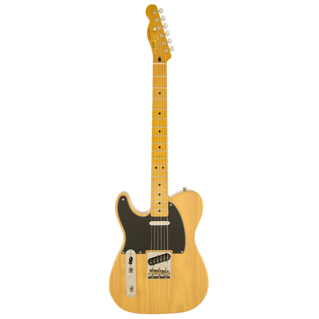 Squier Classic Vibe 50s Telecaster Left-Handed Electric Guitar,