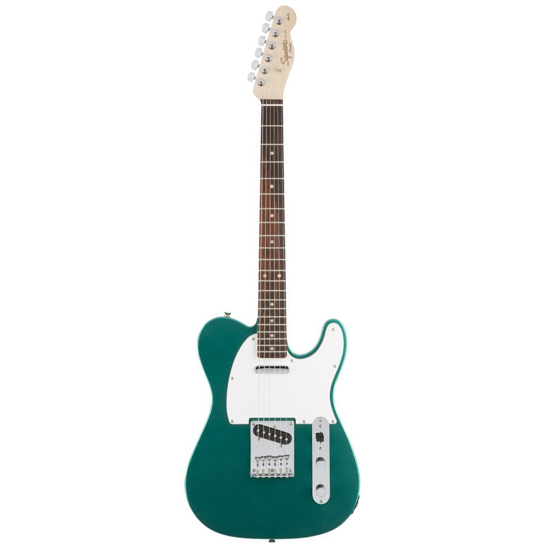 Squier Affinity Telecaster Electric Guitar, Rosewood FB, Race Gr