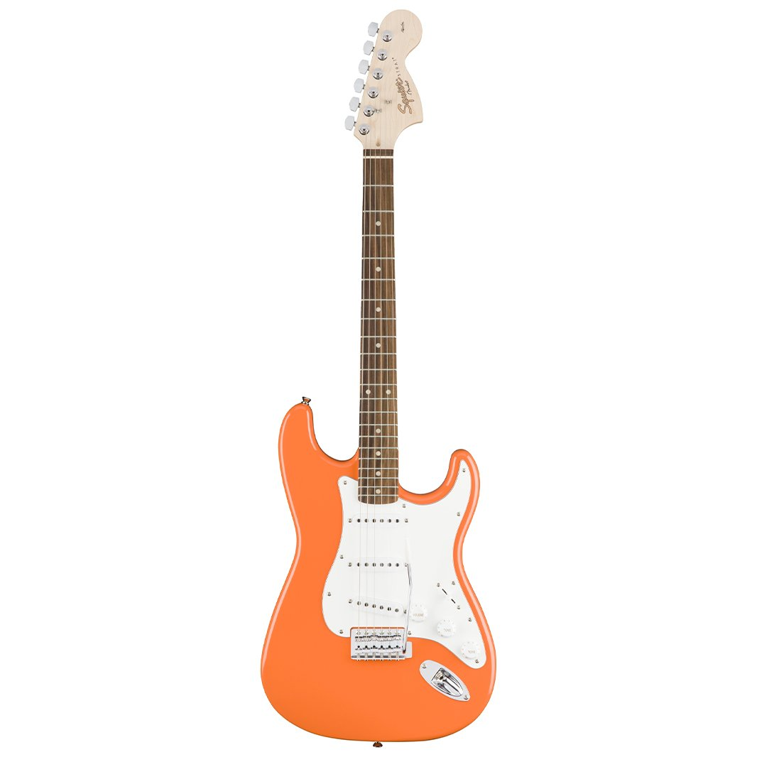 Squier Affinity Stratocaster Electric Guitar, Rosewood FB, Compe