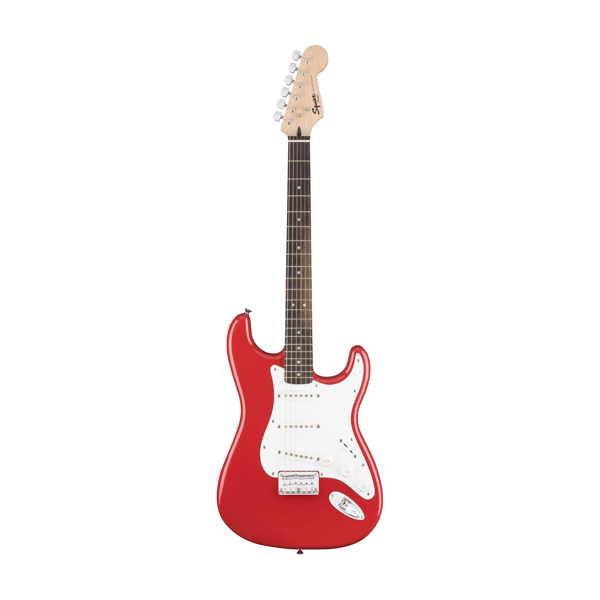 Squier Bullet Stratocaster Hardtail Electric Guitar, Rosewood FB