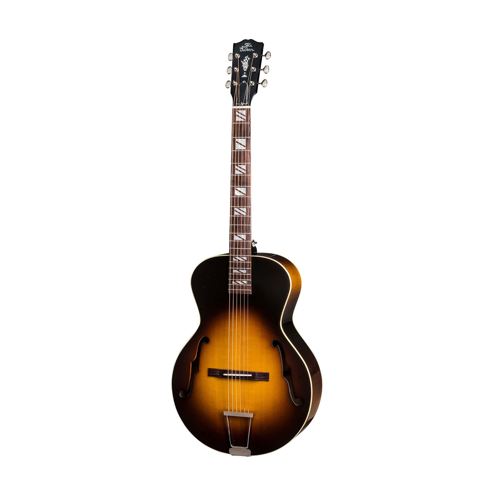 Gibson 2018 F-Hole L-1 Acoustic Guitar w/Case, Vintage Sunburst