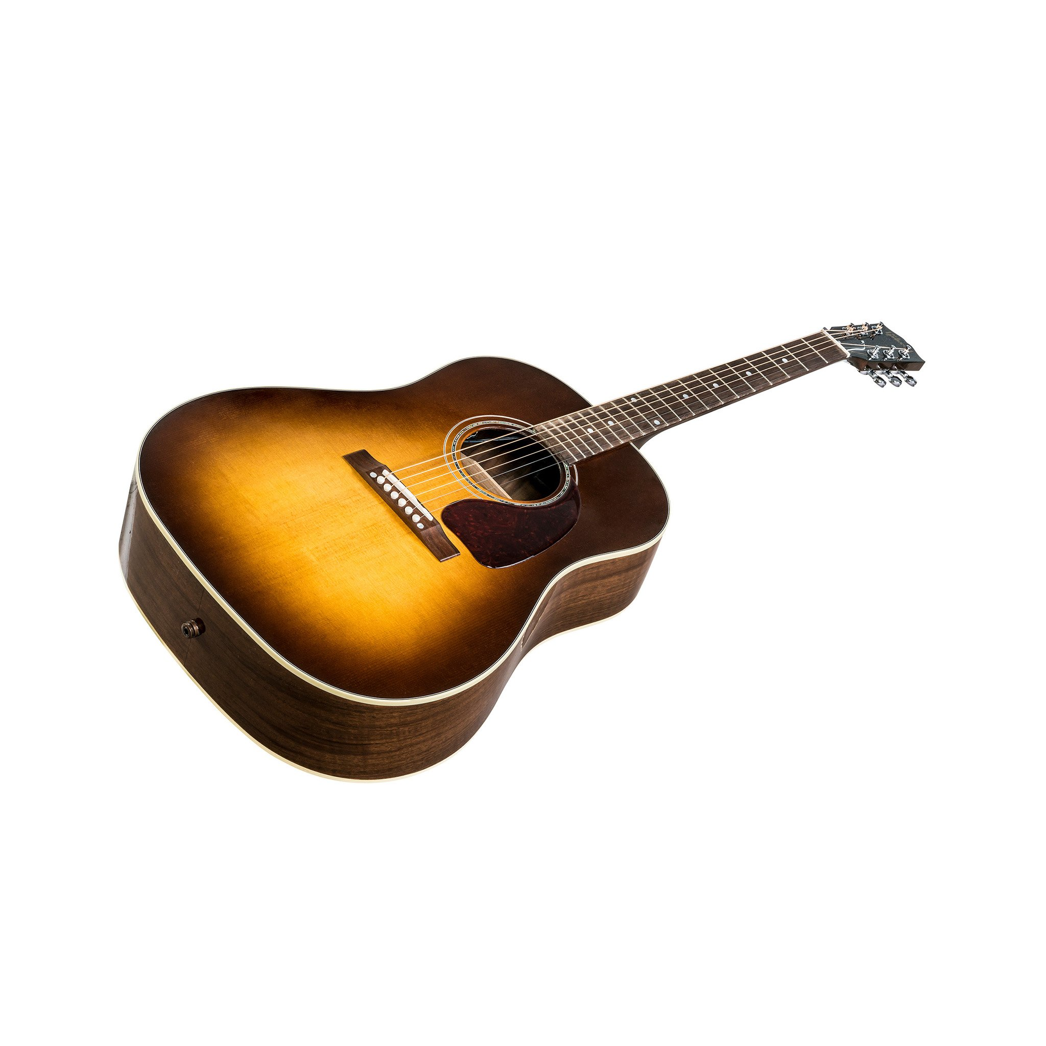 Gibson 2018 J-15 Acoustic Guitar w/Case, Walnut Burst