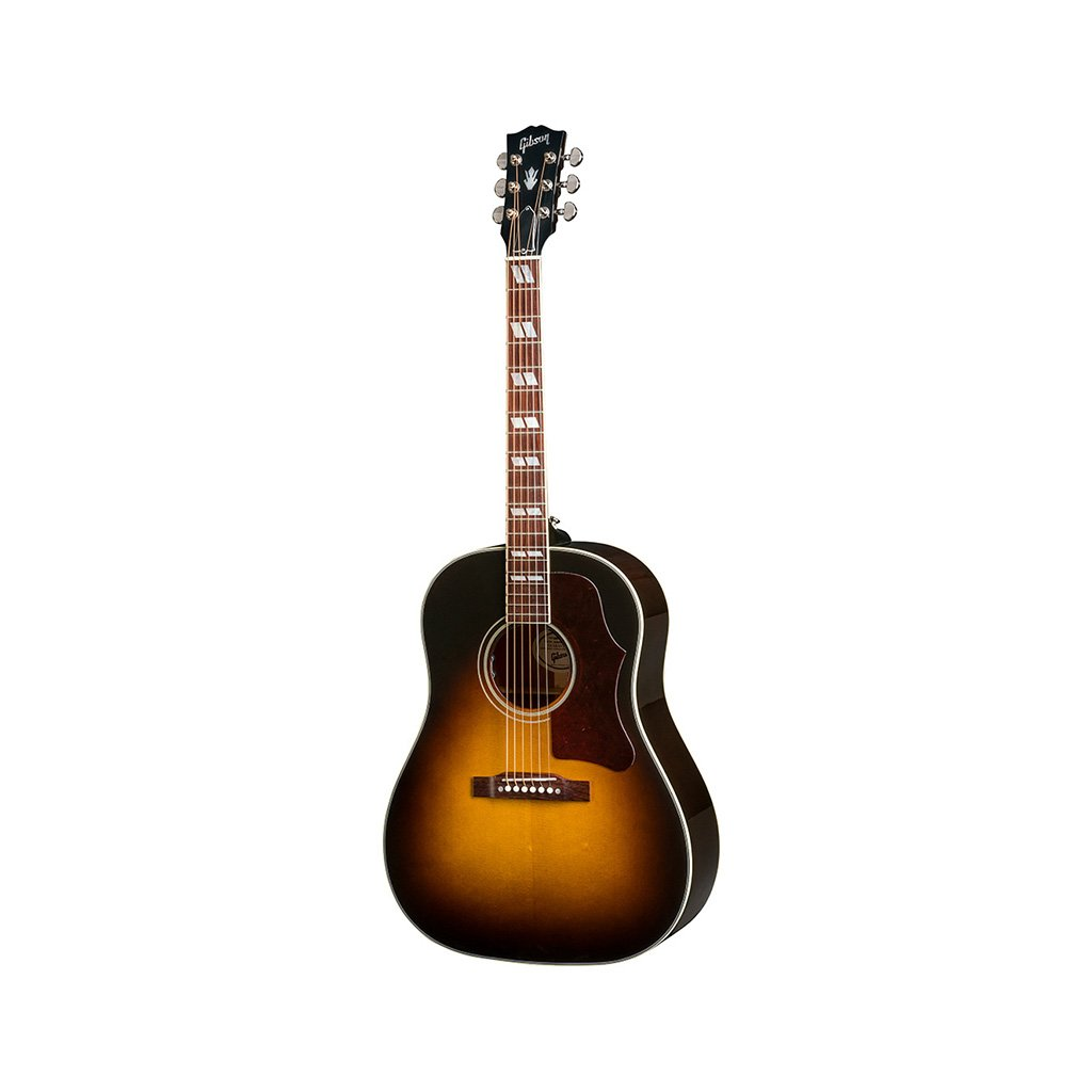 Gibson 2018 Southern Jumbo Acoustic Guitar w/Case, Vintage Sunbu