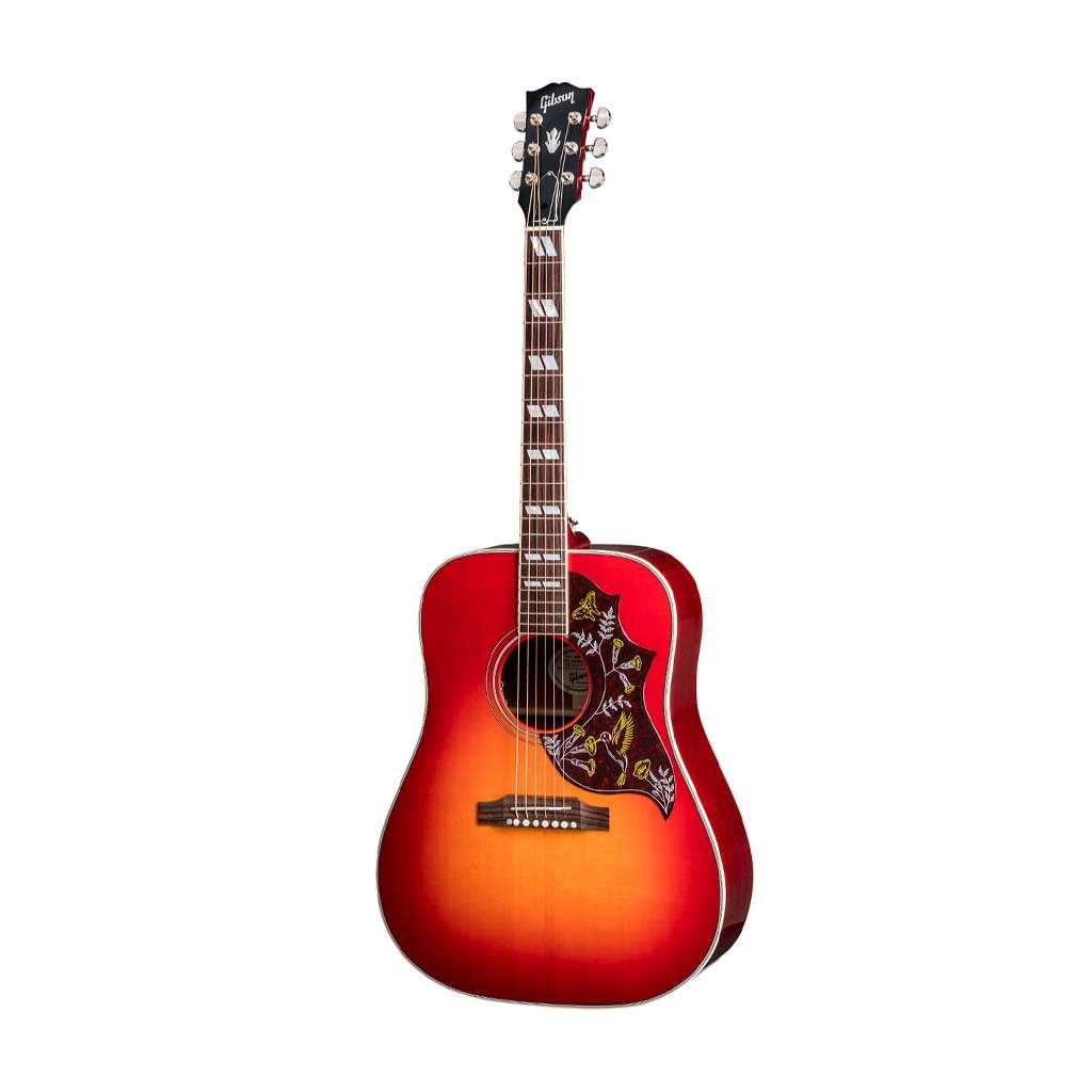 Gibson 2018 Hummingbird Left-Handed Acoustic Guitar w/Case, Heri