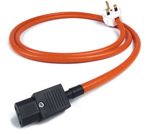Chord Company Power Chord Mains Cable 1.5m